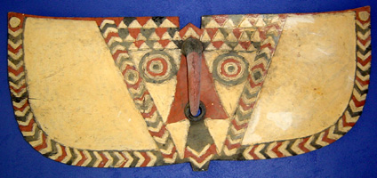 Bobo butterfly mask, Burkina Faso