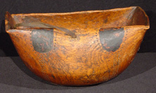 Pokot, Turkana wood bowl