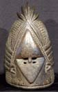 Mende Bundu mask